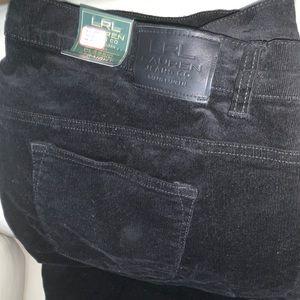 Ralph Lauren velvet pants 👖